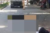 Thái Bình: Xe máy va chạm với xe tải, một nạn nhân tử vong