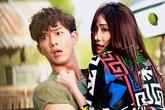 Song Luân say nắng 'máy bay bà già' Ngân Khánh trong phim mới
