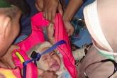 Thực hư về bức ảnh em bé sống sót trên chuyến bay tử thần Lion Air JT 610 được chia sẻ chóng mặt trên mạng