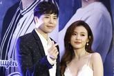 Midu mặc sexy sánh đôi Trịnh Thăng Bình