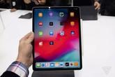 Ảnh thực tế iPad Pro 2018 viền siêu mỏng