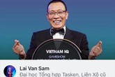 Nhà báo Lại Văn Sâm gia nhập MXH, dí dỏm thừa nhận: 'Em sinh sau, đẻ muộn trên Facebook'