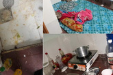 """Khiếp sợ cảnh nhà trọ như bãi rác, cô gái lên mạng xin cách trị """"chúa"""" ở bẩn cùng phòng"""