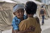 Cảnh tượng như ngày tận thế, nước mắt nghẹn ngào của người sống sót sau trận thảm họa kép ở Indonesia