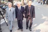 Các cựu chiến sỹ cách mạng bị giam tại Nhà tù Hỏa Lò xúc động viếng nguyên Tổng Bí thư Đỗ Mười