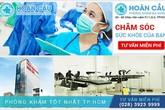 Phòng khám đa khoa Hoàn Cầu tự hào địa chỉ khám chữa bệnh tốt nhất TPHCM