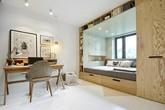 Với thiết kế thông minh, cô gái đã biến căn phòng 12m² đi thuê trở thành không gian sống vô cùng sang chảnh