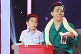 Ninh Dương Lan Ngọc hoảng hốt khi bé 9 tuổi mang trăn tặng Trấn Thành