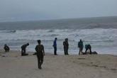 Nghệ An: Phát hiện thi thể một cô gái trên bãi biển