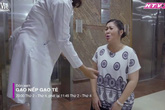 'Gạo nếp gạo tẻ' tập 83: Hồng Vân quỳ gối xin người yêu cũ của con rể tránh xa