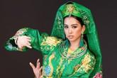 Hoa hậu Tiểu Vy mang chầu văn  đến biểu diễn ở Miss World