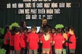 """Ngày Nhà giáo Việt Nam, làm sao để không bị """"nhạt nhòa""""?"""
