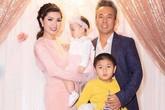 Nguyễn Hồng Nhung cảm động khi chồng chăm con trai tự kỷ