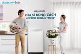 Hitachi giới thiệu máy giặt cửa trên ấn tượng bởi những tính năng độc đáo và tiện dụng cao