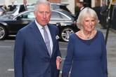 Biểu cảm của bà Camilla đập tan tin đồn bị Thái tử Charles đòi ly dị
