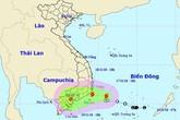 Bão số 8, gió giật cấp 10 sắp đi vào đất liền Việt Nam