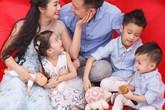 Vườn rau xanh tươi mơn mởn trong biệt thự tiền tỷ do chồng Ốc Thanh Vân trồng 'tặng' 4 mẹ con