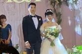 Ảnh đám cưới Trương Nam Thành với doanh nhân hơn tuổi ở Hà Nội