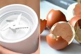 Đánh bay toàn bộ vết bẩn, làm sắc lưỡi dao máy xay trong 30s nhờ vỏ trứng gà