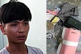 Hành trình 48 giờ truy bắt gã thanh niên đâm cô gái, cướp tài sản vì lên cơn thèm ma túy