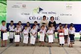 Học bổng cô giáo Nhế - 14 năm nâng bước đến trường