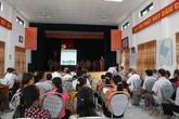 Ninh Bình: Tăng cường tổ chức các Hội nghị phổ biến kiến thức về Dân số và Phát triển trong tình hình mới