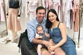 Chồng Lan Phương chưa từng nghĩ sẽ lấy vợ Việt