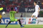 Bàn thắng không được công nhận của tuyển Việt Nam trong trận đấu với Myanmar: Văn Toàn chưa rơi vào thế việt vị