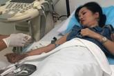 Hồng Nhung nhập viện giữa ồn ào ly hôn chồng cũ vì người thứ ba