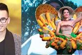 Trang phục bánh mì của HH H'Hen Niê: Ẩm thực đường phố Việt cần được truyền thông