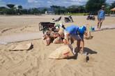 Khánh Hòa: Vừa khắc phục sạt lở đất, vừa oằn mình với bão số 9