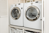 4 cách đặt máy giặt hiệu quả cho nhà chật