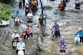Diễn biến bất thường của bão số 9: Di chuyển lệch nam, cảnh báo mưa cực lớn và ngập nặng ở Sài Gòn