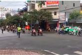 Công an truy tìm nhóm phượt thủ ngang nhiên chặn ngã tư cho hơn 50 xe máy băng qua