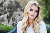 Cô cháu gái xinh đẹp nhưng đầy bí ẩn của công nương Diana gây sốt vì gương mặt giống Charlotte