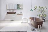 Muốn tạo ấn tượng cho nhà tắm thì không thể bỏ qua những mẫu bồn tắm này
