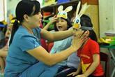 Bị ung thư, cô giáo mầm non vẫn gắng gượng ươm mầm xanh cho đời