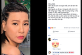 Bị nghi ngờ đứng sau vụ ồn ào của Kiều Minh Tuấn - An Nguy, Cát Phượng bất ngờ chia sẻ 'sống không thẹn với lòng'