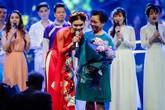Vợ cố NS An Thuyên xúc động khi xem liveshow của Sao Mai xứ Nghệ Phạm Phương Thảo