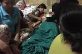 Thông tin mới nhất về sức khỏe các nạn nhân vụ 3 mẹ con uống thuốc diệt cỏ ở Thanh Hóa