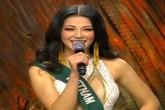 Hoa hậu Trái Đất Phương Khánh: 'Tôi không mua giải'
