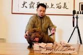 """Đại gia chi 2,6 tỷ đồng rước chó """"cơ bắp"""" siêu"""