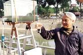 """Ba bước """"hô biến"""" sông Tô Lịch thành sông sạch"""