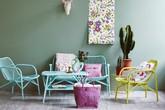 Kết hợp hai màu sắc này với nhau đảm bảo phòng khách nhà bạn đẹp nhất Tết này