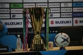Những hình ảnh đầu tiên của chiếc Cup vô địch AFF Cup 2018 bất ngờ xuất hiện