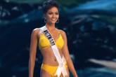 Bán kết Miss Universe 2018: Đại diện Việt Nam - H'Hen Niê khoe vóc dáng nóng bỏng đầy tự tin