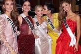 Hoa hậu Mỹ xin lỗi vì chê H'Hen Niê nói tiếng Anh kém