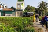 Thanh Hóa: Hàng nghìn lít dầu từ cây xăng tràn ra môi trường
