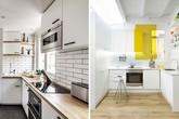 Những căn bếp nhỏ đẹp tới mức bạn sẵn sàng bỏ bếp rộng để được ở trong không gian này