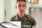 KHÓ TIN: Cá kim phi thân tốc độ 65 km/h làm tử vong một binh sĩ Thái Lan